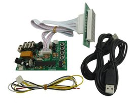 Wholesale Power Supply Board Usb - JY-18B coin operated USB time board with separate display time control Power Supply for USB devices