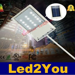 Wholesale Quality Led Lights Sale - High Quality Ultra-thin Waterproof Solar Sensor Wall Street Light White Outdoor Lamp hot sale Solar Power Outdoor Light IP65