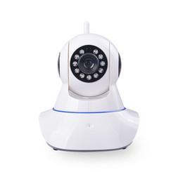 Wholesale access building - HD 720P CCTV IP Network Wifi Cordless Camera Colour IR Built-in Mic&Speaker+Plug