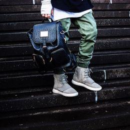 Wholesale Designer Urban - west urban clothing fear of god blue green M-XXL jogging mens jumpsuit joggers chino designer side zipper men pants