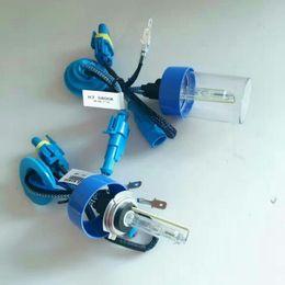 Wholesale Hid D2h - 58% More Fast Bright 5800K 55W HID Xenon Bulbs Car Headlight D2H H1 H3 H7 H9 H11 9005 9006 9012