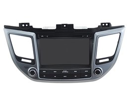 Wholesale Android Ix35 - MAISUN factory android media player car dvd audio for 2015 Hyundai IX35 2015 car audio vedio entertainment navigation