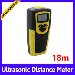 Wholesale Laser Mini Point - High Quality Mini distance meter laser point digital ultrasonic distance meter MOQ=1 free shipping