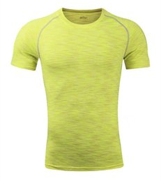 Wholesale Outdoor Running Clothes - outdoors wear sport clothing fitness wear running jersey short sleeve shirt