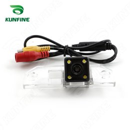 Wholesale Rear View Camera For Ford - HD CCD Car Rear View Camera for Ford Focus saloon 09 10 11 12 13 car Reverse Parking Camera Reversing Night Vision Waterproof KF-V1144
