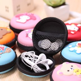 Wholesale Silicone Wallet Zipper - 2016 High Quality Silicone Coin Purse Round Lovely Children Wallet Casual Zipper Totoro Wallet For Kids Monedero Gato Monederos