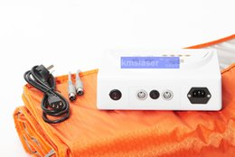 Wholesale Beauty Care System - Infrared Body Slimming System Slim Blanket Beauty Skin Care Beauty Machine With Heat Operation Stress Reudction