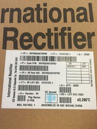 Wholesale N Mosfet - Free shipping IRFR024NTRPBF IRFR024 IRFR024NTR FR024N MOSFET N-CH 55V 17A TO-252 New and original 10PCS LOT