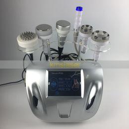 Wholesale Eye Rejuvenation - Effective Ultrasonic Cavitation Fat Burning Equipment Vacuum Bipolar RF Eyes Skin Lifting Body Shaping Weight Loss Slimming Beauty Machine