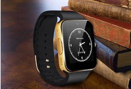 Wholesale Mobile Phone A8 - Smartwatch Wrisbrand Android iPhone iwatch A8+ GT08+ Smart SIM Intelligent mobile phone watch can be time record the sleep state 2016
