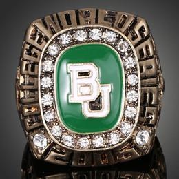 Wholesale Great Universities - 2005 World University League Baylor University Championship rings
