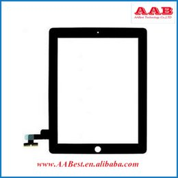 Wholesale Ipad2 Touch Screen - High Quality Digitizer For iPad 2 Touch Screen Assembly With 3M Adhensive