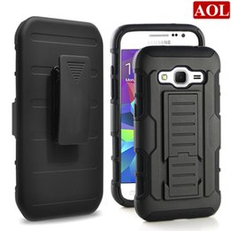 Wholesale Future Cases - Future Armor Impact Hybrid Hard Case Cover + Belt Clip Holster Kickstand Combo for Samsung galaxy Grand Prime G530 G5308   Core Prime G360