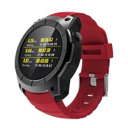 Wholesale Bluetooth Communication Android - S958 GPS Smart Watch Heart Rate Monitor Sports Waterproof SIM Card Communication Bluetooth 4.0 Smartwatch for Android IOS Phone