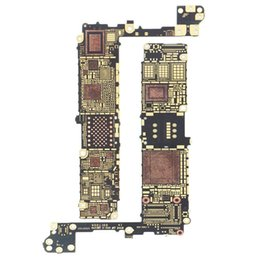 Wholesale Iphone Main Motherboard - New Motherboard Frame Main Logic Bare Board For iPhone 4 4s 5g 5s 5c 6 6g 6s 6 plus Replacement