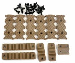 Wholesale Quad Rails - Brand New Tactical handguard quad Rail Covers for Scope Rail System Sand