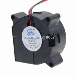 Wholesale Personal Computers - 1PCS GDT DC 24V 2P 40mm 40x20mm 4cm Mini Blower Fan fan personal blower fan heater