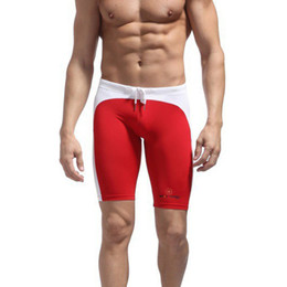 Wholesale Brave Person - Wholesale-High Quality Hot Sale Sports Shorts Apparel Men Compression Running Swimming Tights Fitness Men's Shorts Brave Person B2223
