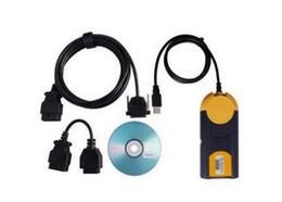 Wholesale Vci Mitsubishi - Newest 2013.1 version Professional MultiDi@g multi diag access vci J2534 OBD2 multidiag Multi Diag Multi-Diag access j2534