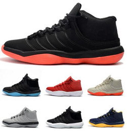 2017 voler v Hot Retro Super Fly 2017 Chaussures de basket-ball Hommes Blanc Hommes Hommes Chaussures Superfly V Style Zapatilla Hombre Athletic Sports Sneakers