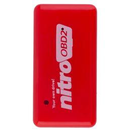 Wholesale Performance Tune Car - sale Nitro OBD2 Plug and Drive OBD2 Chip Tuning Box Performance NitroOBD2 Chip Tuning Box for Diesel Cars