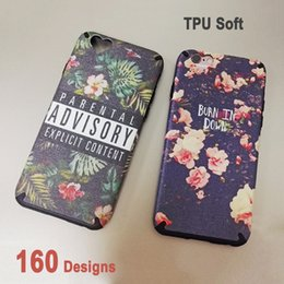 Wholesale Iphone Couple Cover - Ipone6s Love Full Surround Edge Protection Shockproof Soft TPU Case Cover For iphone 6 6s Plus 5s Couple Phone Cases