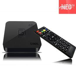 Wholesale Vod Tv - French Belgium IPTV GOTiT S905 4K Smart Android TV box 1000+NEOTV Portugal IPTV ArabicTunisia Morocco Germany Italy PayTV & VOD Smart TV Box