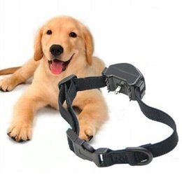 Stop Barking Training Collar Auto Vibration no-bark-collar Pet Dog J00003 CAD da