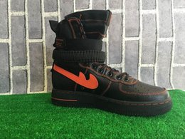 Wholesale Hot Shoe Arm - Hot Sale Special Field Air 1 One Men Women High Boots Running Shoes Sneakers Unveils Utility Boots Armed Classic Shoe