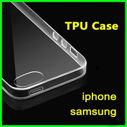 Wholesale Wholesale Chinese Cell Phones Cheap - Super Cheap Cell Phone Cases For iPhone 8 iPhone 7 7 Plus Clear TPU Cover 0.3MM For Samsung Galaxy S8 S8 Plus Note 8 TPU Silicone Cases
