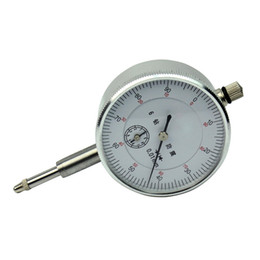 Wholesale High Quality Precision Tools - Wholesale-0.01mm Accuracy Measurement Instrument Graduated Dial Test Indicator Gauge Micrometer Precision Measure Tool High Quality