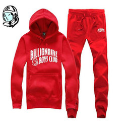 Wholesale Mens Club Clothes - new set BILLIONAIRE BOYS CLUB Hoodie BBC Brand Swearshirt Mens Pullover Been Trill Hip Hop Swag Clothes Moleton Masculino