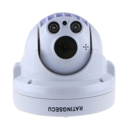 Wholesale Speed Dome Bracket - Mini 720P HD Cam PTZ Speed Dome Cameras 355 dgrees Rotation Night Vision Home Security CCTV System with Ceilling Mount Bracket