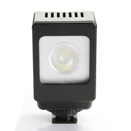 Wholesale F Videos - LED Fill Light Video Lamp F DJI Osmo Handheld 4K 3-Axis Gimbal + Battery Charger
