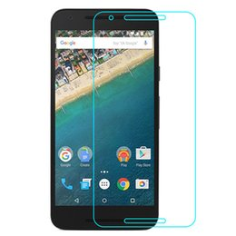 Wholesale Google Nexus Glass - Premium Tempered Glass Screen Protector For LG Google Nexus 5X 6 6P Pixel Pixel XL Toughened Protective Film With Retail Package