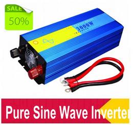 Wholesale 12 24 Inverter - CERoHSSGS approved,12 volt 24 volt 48 volt home inverter 3000w pure sine wave inverter