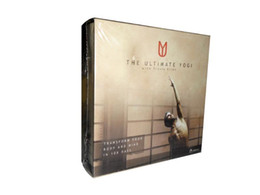 Wholesale Workout Dvd Set - Brand New US Version The Ultimate Yogi 108 Day YOGA 12 DVD Set - Fitness Workout Weight Loss Exercise Product
