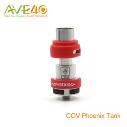 Wholesale COV Phoenix Tank Ceramic Tank Fire Up To W Council of Vapor Phoenix ml Original