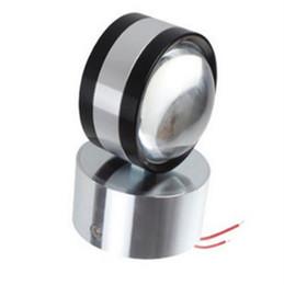 Moderne Simplicité 6 W Chaud Froid Blanc Vert LED Lampes Murales Argent Chambre Chevet Lampe De Lecture Corridor Lumière Direction AC85 ~ 265 V ? partir de fabricateur