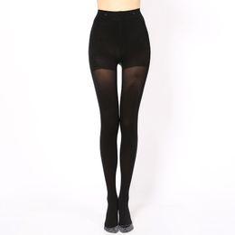 Wholesale Beauty Woman Hip - Women's Black Sexy Thin Beauty Tights For Female Lift hip abdomen Bodycon Anti-hook wire Hosiery Socks Pantyhose long stockings