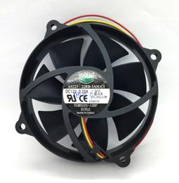 Wholesale Line Processor - New Orignal CoolerMaster A9225-22RB-3AN-C1 TCM9225-12RF RIFLE 12V 0.25A 3 Lines Computer CPU coolign fan