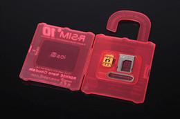 Canada R SIM 10 RSIM 10 R-SIM 10 r sim10 Déverrouiller la carte Déverrouillage parfait pour iphone 6 et iphone 6 5s 5 4s IOS8 ios 8.x ATT T-Mobile Sprint WCDMA GSM CDMA Offre