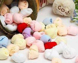 Kinder socken großhandel online-Süßigkeitssocken der Großhandels-freien Verschiffen-Kinder für Baby Kinder 60pcs / Lot