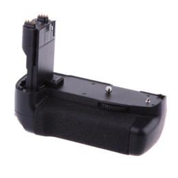 Gros noir haute résistance ingénierie en plastique BG-E7 batterie poignée Pack pour Canon EOS 7D DSLR caméra BGE7 livraison gratuite ? partir de fabricateur