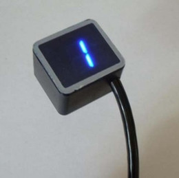 Wholesale Gear Shift Indicator - Blue LED Digital Gear Indicator Motorcycle Display Shift Lever Sensor Universal