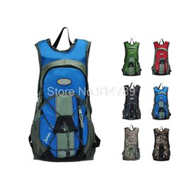 Wholesale Bicycle Accessories Bag - Wholesale-CYCLING BICYCLE HYDRATION WATER PACK BAG BACKPACK BIKE SPORTS MULTI COLORS