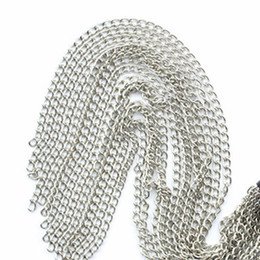 Wholesale Sex Aid Wholesalers - Flirt Toys Metal Chains Lash Black Handle Heavy Play Sexy Whip Sexy Flogger Sex Aid Spanking Bondage Whip For Sex Games