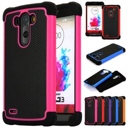 Argentina Cajas duras a prueba de golpes híbridas de goma del teléfono híbrido para LG G3 G4 Sony Xperia Z2 HTC M9 con la cubierta protectora de la piel del fútbol Suministro