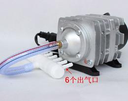 Wholesale Air Compressor Aquarium - 55L min Hailea ACO-308 Electromagnetic Air Compressor,Aquarium air pump,Aquarium tank,Oxygen for Fish tank