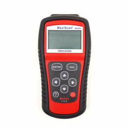 Wholesale Ms Code - MaxiScan Diagnostic Tool MS509 Autel MS OBDII OBD2 EOBD Automotive Code Reader Scanner Work For US Asian European Car